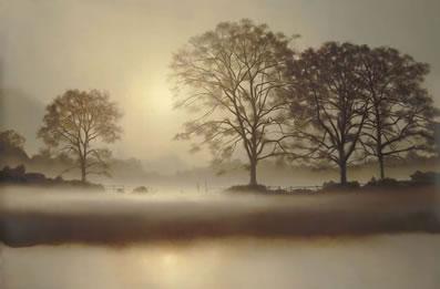 A Breath Of Fresh Air by John Waterhouse
