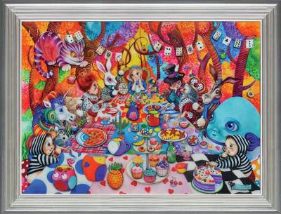 A Mad Tea Party by Kerry Darlington