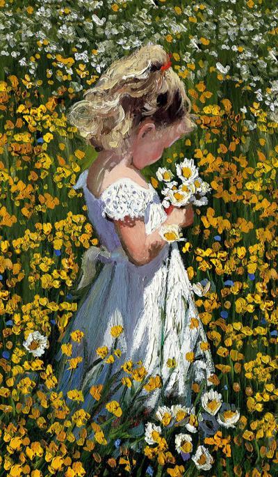 a-posie-of-pretty-daisies-30869