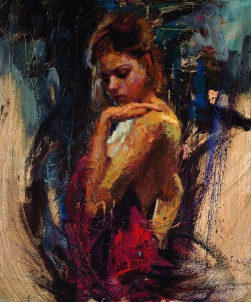 Adoration by Henry Asencio