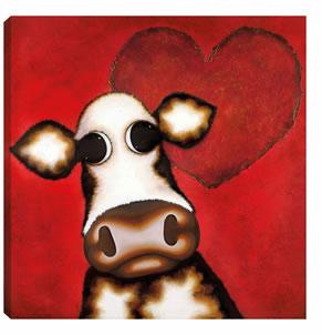 Always And For Heifer by Caroline Shotton