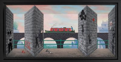 Aqueduct by John Wilson