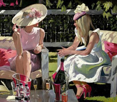 Ascot Elegance by Sherree Valentine Daines