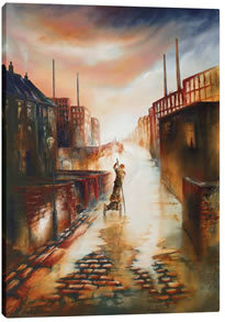 Back Street Boy by Bob Barker