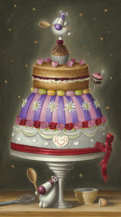Bake Off by Peter Smith