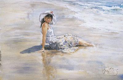 Beach Dreamer by Gordon King