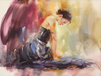 Before The Dance by Anna Razumovskaya