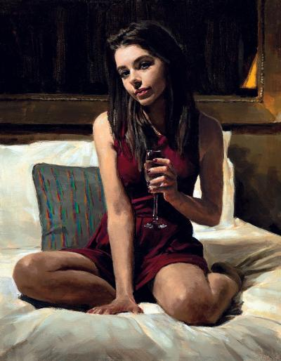 Bella by Fabian Perez