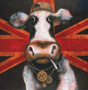 Best Of British by Caroline Shotton