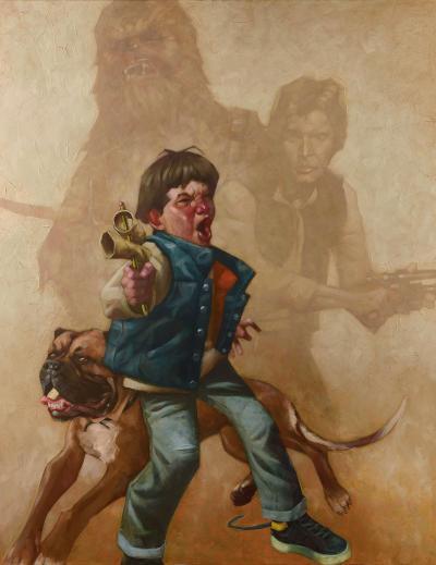 Blast Em Chewy by Craig Davison