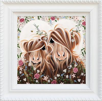 Blooming Love by Jennifer Hogwood