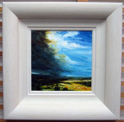 Blue Sky by Harry Brioche