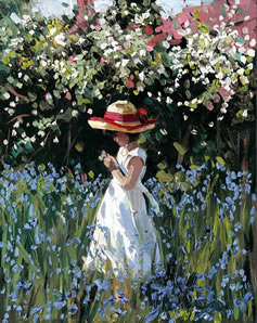 Bluebell Vision by Sherree Valentine Daines