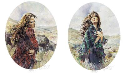 Bonnie & Blyth by Gordon King