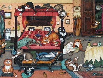 Boudoir Bedlam by Linda Jane Smith