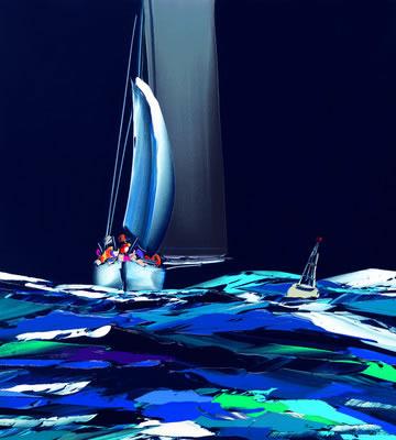 Breaking Waves I by Duncan MacGregor