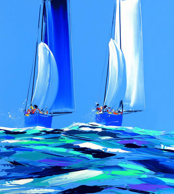 Breaking Waves II by Duncan MacGregor