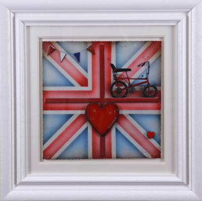 Britannia- Chopper by Kealey Farmer