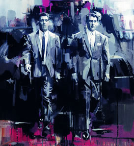 Brothers in Arms - The Krays by Zinsky