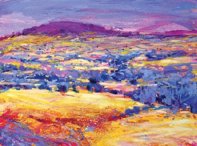 Castellina - Tuscany by John Holt