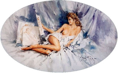 Caterina by Gordon King