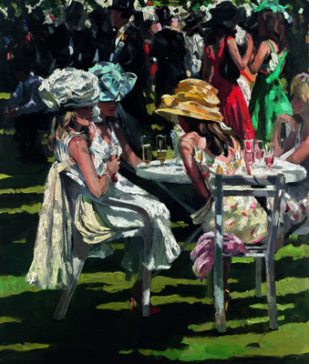 Champagne Moment by Sherree Valentine Daines