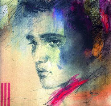 Charming Gaze (Elvis Presley)