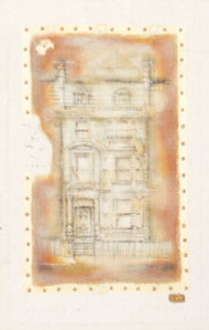 Chez Moi I by Kevin Blackham