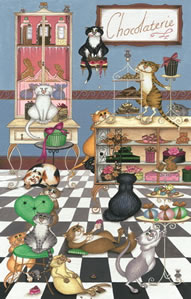 Chocolaterie by Linda Jane Smith