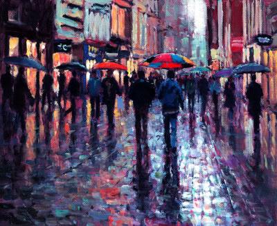 City Reflections II