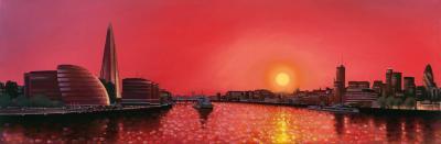City Splendour by Neil Dawson