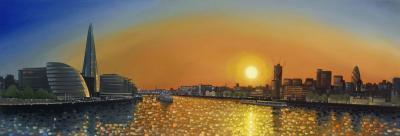 City Splendour II by Neil Dawson