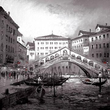 City Visions IV - Venice by Henderson Cisz