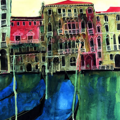 Colours Of Venice III