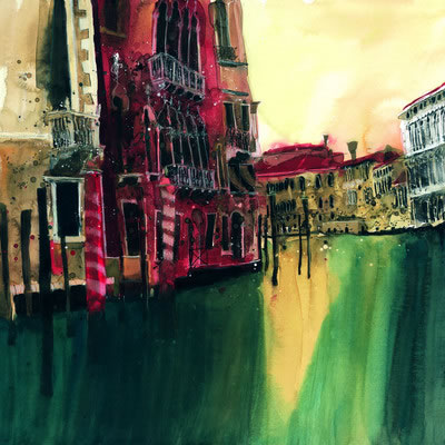Colours Of Venice IV