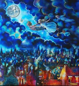 Come Away, Come Away - Peter Pan by Kerry Darlington
