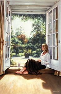 Contemplation by Steven Binks