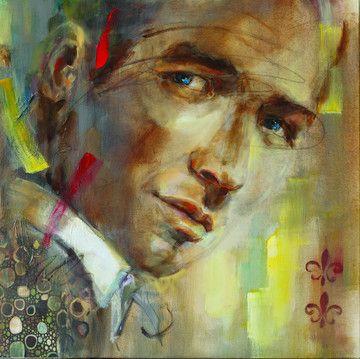 Cristal Blue (Paul Newman)