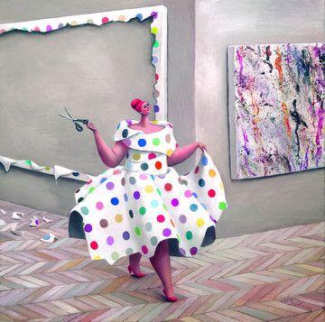 Damien's Dress by Sarah Jane Szikora