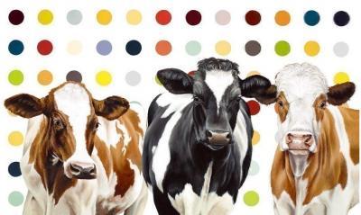 Damien's Herd by Hayley Goodhead