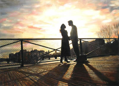 D'Amour II by Rob Hefferan