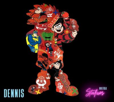 Dennis (XL) by Hue Folk