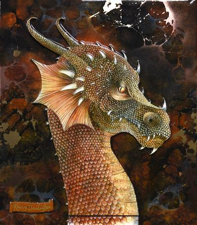 Dragon of the Underworld by Kerry Darlington