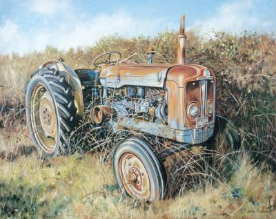 Edeys Farm Fordon by Steven Binks