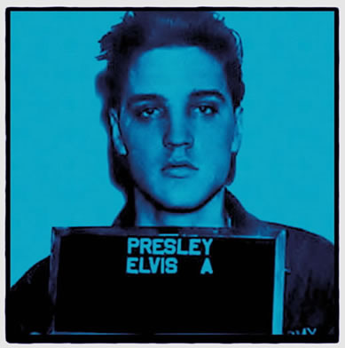 Elvis II by Louis Sidoli