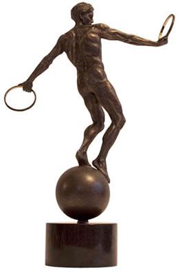 endeavour-man-bronze-resin-15371