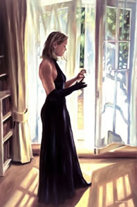 Evening Light by Steven Binks
