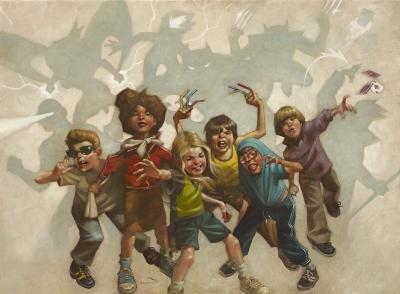 Express Yourself (X Men) by Craig Davison