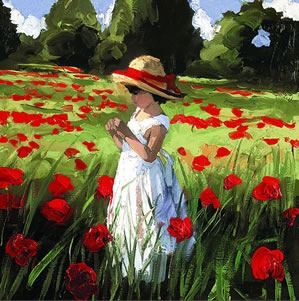 Field Of Dreams II by Sherree Valentine Daines