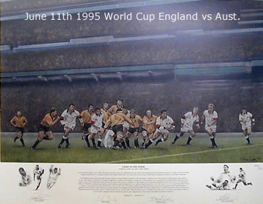 Fight To The Finish - England vs Australia 1995